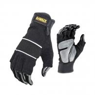 Ръкавици DEWALT DPG213 Performance, без пръсти, неопренови