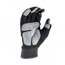 Ръкавици DEWALT DPG214 Performance, с два цели пръста, неопренови - small, 97689