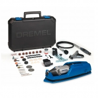 Шлайф прав DREMEL 4000-4/65 комплект, 175W, 5000-35000об/мин, ф0.8-3.2мм