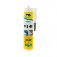 Строително лепило-уплътнител TKK Tekafleks MS 40 290мл - сив, RAL7030
