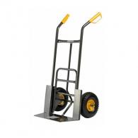 Транспортна количка DJTR Rolax 924 200кг, 420х260мм, колела 260мм, стомана