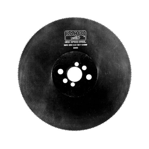 Диск циркулярен BAHCO 275x2.5x32мм Z=220, за неръждаема стомана, HSS