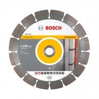 Диск диамантен BOSCH 230x2.3x22.23мм, бетон, армиран бетон и строителни материали