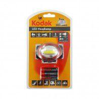 Фенер светодиоден KODAK LED 300lm, 3 x 1.5V, тип AAA, LED, за глава