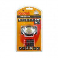 Фенер светодиоден KODAK LED 70lm, 3 x 1.5V, тип AAA, LED, за глава