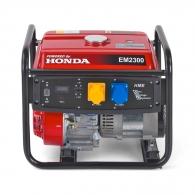 Генератор HONDA EM2300GW, 2.3kW, 230V, бензинов, монофазен