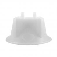 Капачка за нивелация на плочки RUBI Quick 100бр, пластмаса