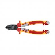 Клещи резачки FELO ф1.6-2.5/160мм, CS, двукомпонентна дръжкa, 1000V