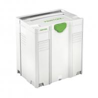 Куфар за инструменти FESTOOL SYS 5 TL, пластмаса, бял