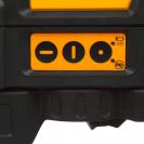 Линеен лазерен нивелир DEWALT DW0822, 2 лазерни линии, точност 3mm/10m, 15м, автоматично - small, 50626