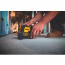 Линеен лазерен нивелир DEWALT DW0822, 2 лазерни линии, точност 3mm/10m, 15м, автоматично - small, 50628