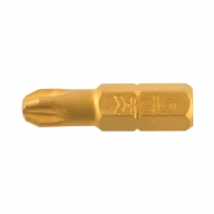 Накрайник кръстат FELO TiN PZ 3x25мм, C6.3, SX 75