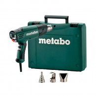 Пистолет за горещ въздух METABO HE 23-650 Control, 2300W, 50-650°C, 150-300-500л/мин