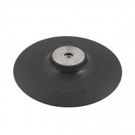 Подложка гумена за ъглошлайф DEWALT ф178мм/М14, с блокираща гайка (фланец)