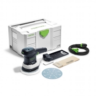 Шлайф ексцентриков FESTOOL ETS 150/3 EQ-Plus, 310W, 4000-10000об/мин, ф150мм