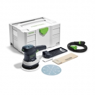 Шлайф ексцентриков FESTOOL ETS 150/5 EQ-Plus, 310W, 4000-10000об/мин, ф150мм