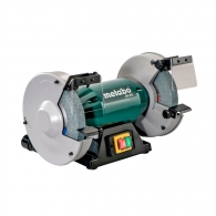 Шмиргел METABO DS 200, 600W, 2980об/мин, ф200x32мм, 230V