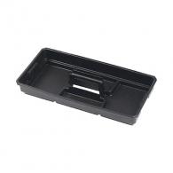 Вложка за куфар за инструменти DEWALT, полипропилен, черна, за DS300, DS400