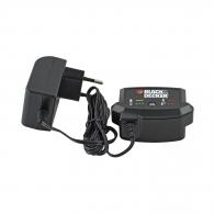 Зарядно устройство BLACK&DECKER, 14.4-18V, Li-Ion