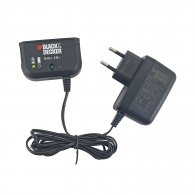 Зарядно устройство BLACK&DECKER, 9.6-18V, Ni-Cd / Ni-MH