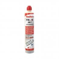 Анкер химически FISCHER FIS AB 300 T, 300мл, винилестерен за бетон, газобетон и тухла, сертифициран