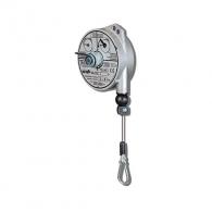 Балансьор TECNA 9320 1.0-2.5кг/2.0м, алуминиев корпус, въже от неръждаема стомана