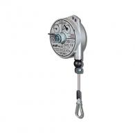 Балансьор TECNA 9322 4.0-6.0кг/2.0м, алуминиев корпус, въже от неръждаема стомана