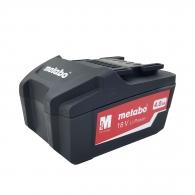 Батерия акумулаторна METABO, 18V, 4.0Ah, Li-Ion