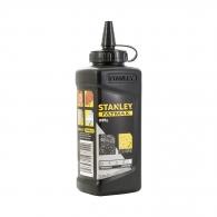Боя постна STANLEY 226гр, черна, за маркиране при зидарски работи