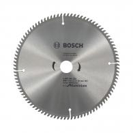 Диск с твърдосплавни пластини BOSCH ECO 254/3.0/30 Z=96, за рязане на алуминий