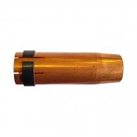 Дюза газова за телоподаващо устройство DAIHEN VARSTROJ PAG501W 16x76мм, помеднена отвътре