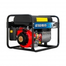 Генератор AGT 8503 MSB, 7.0kW, 400/230V, бензинов, трифазен - small