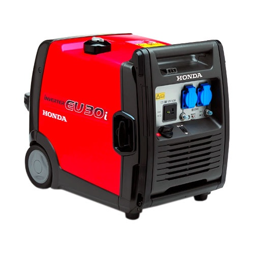 Генератор HONDA EU30IK1, 3.0kW, 230V, бензинов, монофазен, инверторен