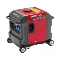 Генератор HONDA EU30IS1, 3.0kW, 230V, бензинов, монофазен, инверторен, ел.стартер