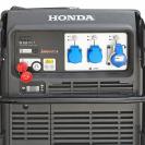Генератор HONDA EU70IS, 7.0kW, 230V, бензинов, монофазен, инверторен, ел.стартер - small, 148126