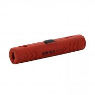 Инструмент за почистване на кабели KNIPEX 4.8-7.5мм, кръгли кабели