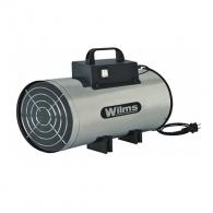 Калорифер газов WILMS GH 12 Inox, 12kW, 350куб.м/час