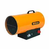 Калорифер газов WILMS GH 25 TH, 14/23kW, 650куб.м/час