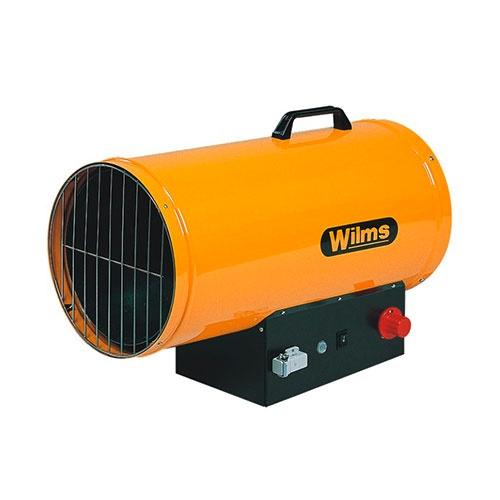 Калорифер газов WILMS GH 35 TH, 18/35kW, 1100куб.м/час