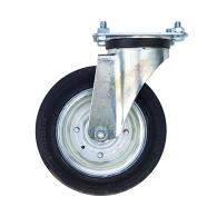 Колело ходово без спирачка 200мм, за олекотено подвижно безболтово скеле 900/2000 и 1200/2630мм