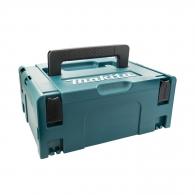 Куфар пластмасов MAKITA Makpac 2, доставя се без прегради и облицовки