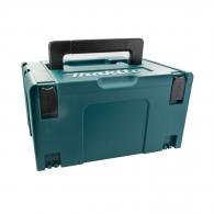 Куфар пластмасов MAKITA Makpac 3, доставя се без прегради и облицовки