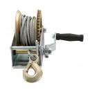 Лебедка с въже HU-LIFT 0.5t 10м, 4.5мм - въже - small, 99384