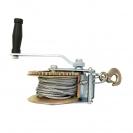 Лебедка с въже HU-LIFT 0.5t 10м, 4.5мм - въже - small, 99387