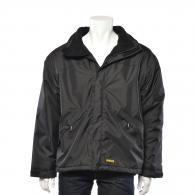 Мъжко яке DEWALT Site Jacket M, черно, с качулка