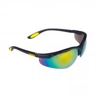 Очила DEWALT DPG58-6D Reinforcer Fire Mirror Lens, поликарбонатни, отразителни