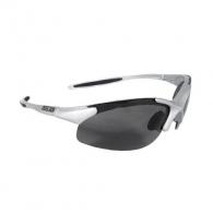 Очила DEWALT DPG90S-7D Infinity Silver/Blue Mirror Lens, поликарбонатни, затъмнени