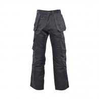 Работен панталон DEWALT Pro Trandesman Work Black 34х31, черен