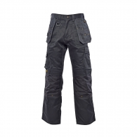 Работен панталон DEWALT Pro Trandesman Work Black 36х33, черен