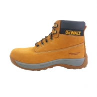 Работни обувки DEWALT Apprentice Honey 42, боти с метално бомбе